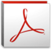 Adobe Acrobat X Pro Update icon