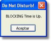 DoNotDisturb icon