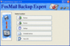 FoxMail BackUp Expert icon