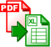Free PDF to Excel Converter 1.02
