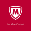 McAfee® Central icon