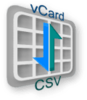 Opal-Convert Excel to vCard to Excel 2.38