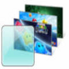 Super Mario Galaxy 2 theme for Windows 7