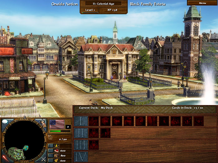 Download Age of Empires III free — NetworkIce com