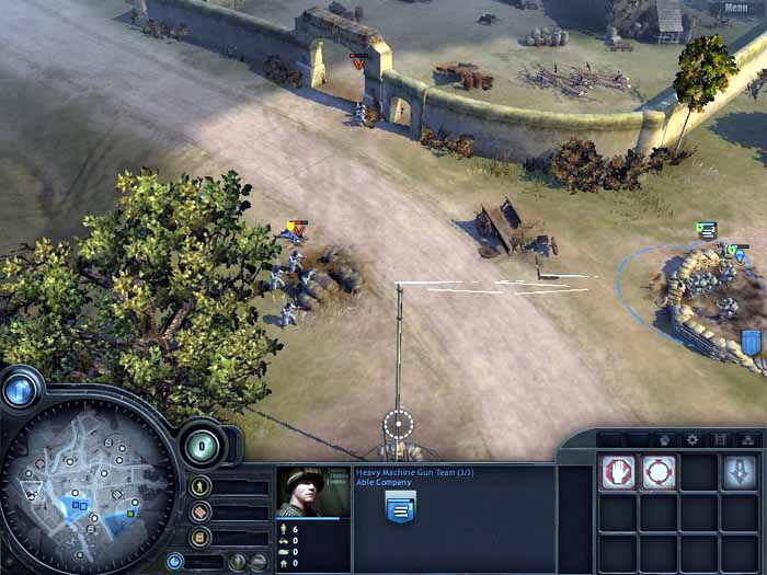 Download game company of heroes full.
