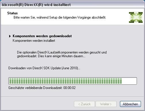 Download DirectX free — NetworkIce com