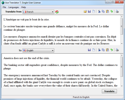 download english to french translation software free