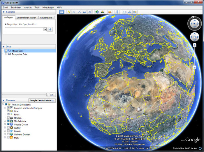 Download Google Earth Free NetworkIcecom - Google earth online