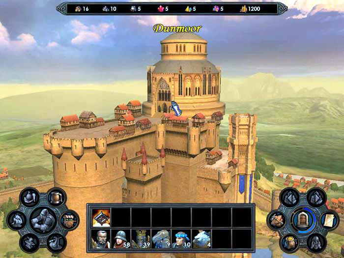 Nostalgia video gaming – 'heroes of might and magic' series.