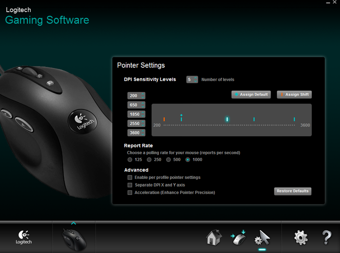 Update logitech gaming mouse driver for windows 7. Easily.