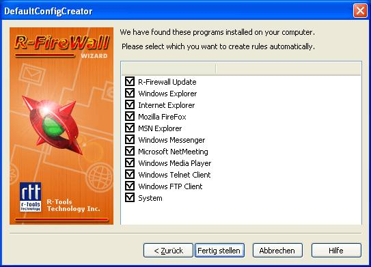 firewall kostenlos windows 7