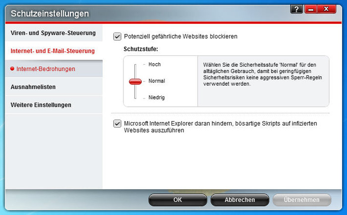 Screenshot 4 of Trend Micro Titanium AntiVirus Plus