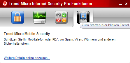 Screenshot 9 of Trend Micro Titanium Maximum Security