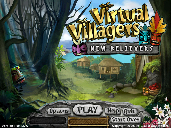 Download virtual villagers the tree of life free — networkice. Com.