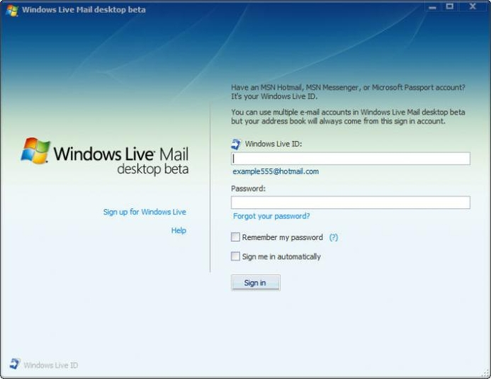 Windows and android free downloads: windows live mail setup.