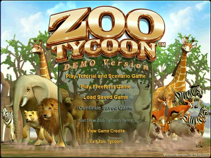 Download Zoo Tycoon free — NetworkIce com