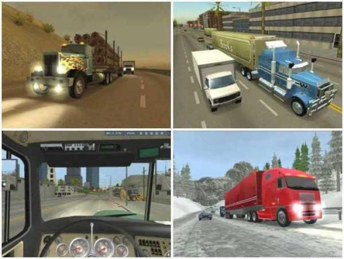 18 wheels of steel: across america game review download and play.