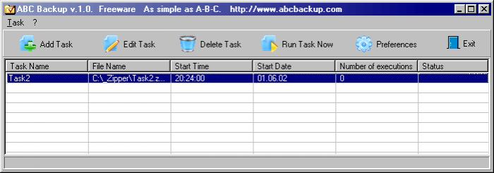 Screenshot 6 of ABC Backup