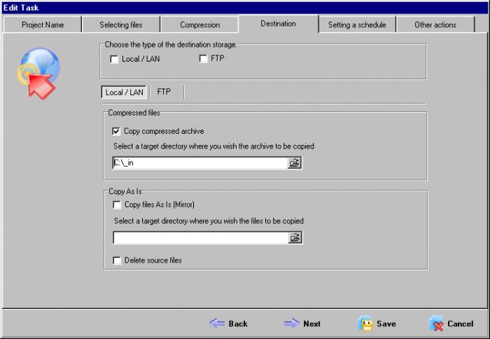 Screenshot 5 of ABC Backup