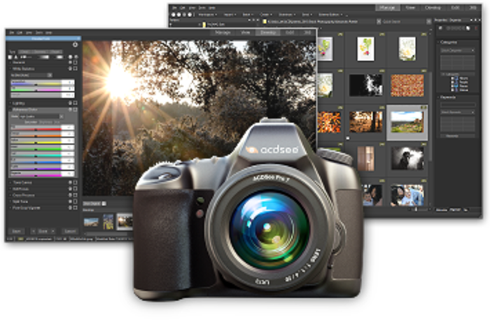 Screenshot 9 of ACDSee Photo Studio Professional 2018