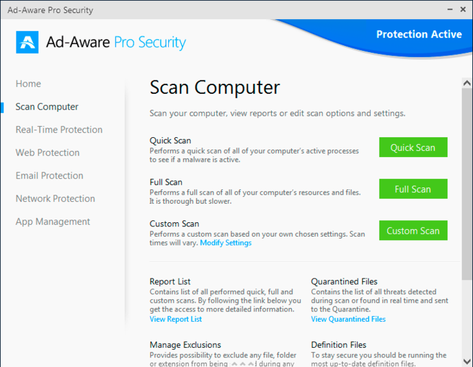 Screenshot 6 of Ad-Aware Pro Security