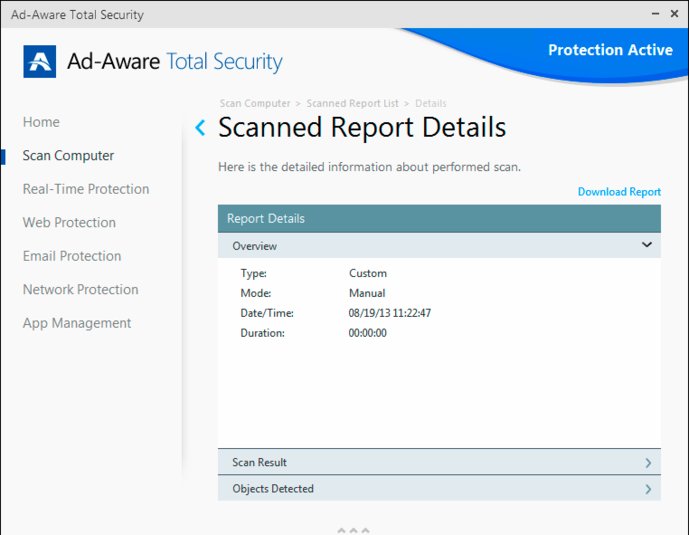 Screenshot 4 of Ad-Aware Total Security