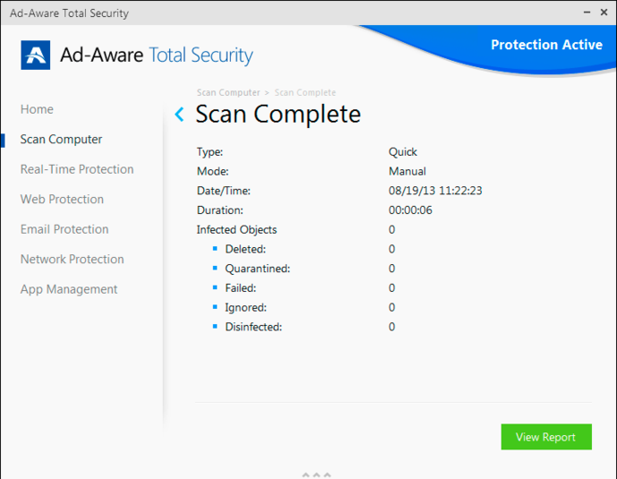 Screenshot 5 of Ad-Aware Total Security