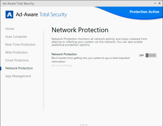 Screenshot 6 of Ad-Aware Total Security