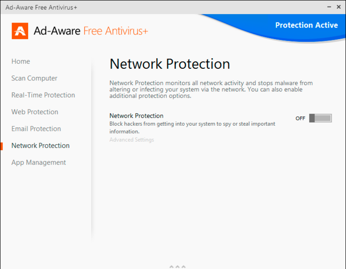 Screenshot 9 of Adaware Antivirus Free