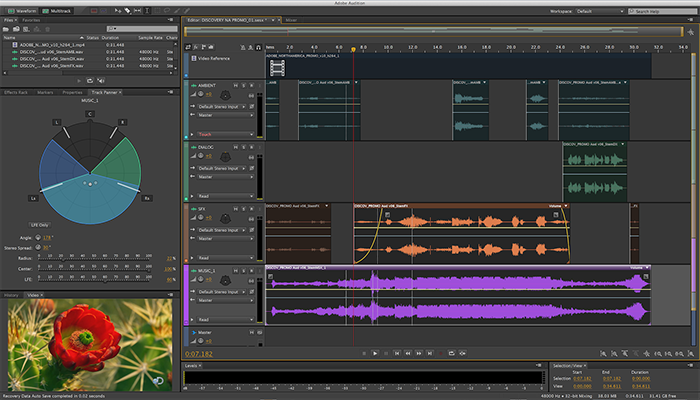 Screenshot 4 of Adobe Audition