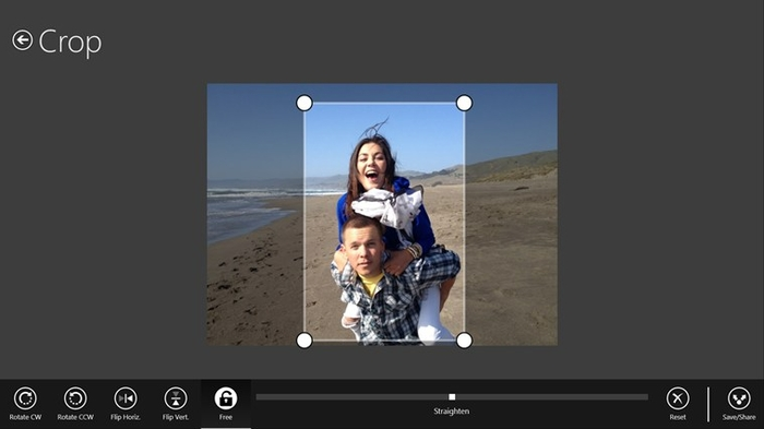 Screenshot 3 of Adobe Photoshop Express for Windows 10