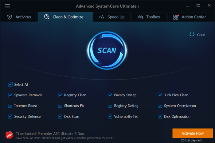 Screenshot 5 of Advanced SystemCare Ultimate