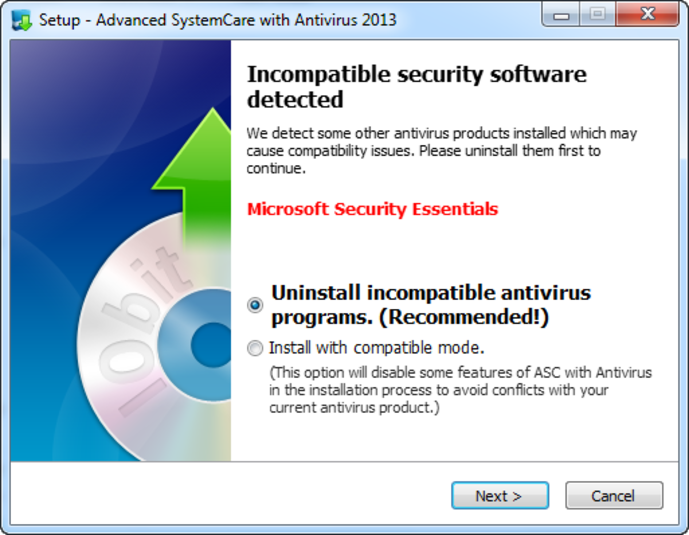 Screenshot 16 of Advanced SystemCare with Antivirus