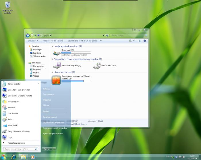 Screenshot 2 of AeroVG Se7en
