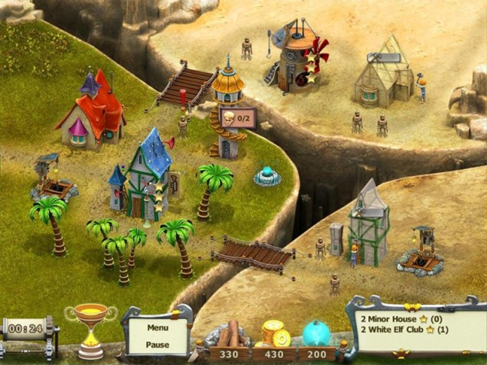 Screenshot 3 of Age of Adventure: Playing the Hero