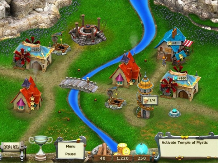 Screenshot 1 of Age of Adventure: Playing the Hero