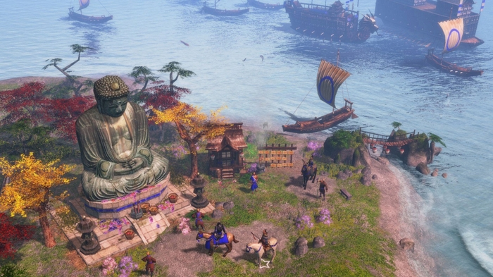 Screenshot 1 of Age of Empires III: Complete Collection