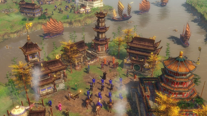 Screenshot 8 of Age of Empires III: Complete Collection