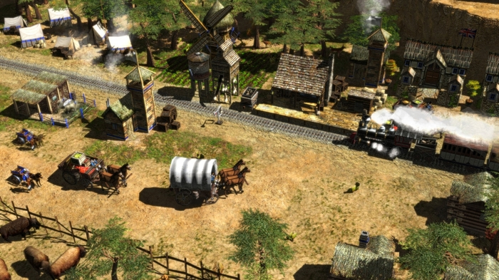 Screenshot 2 of Age of Empires III: Complete Collection