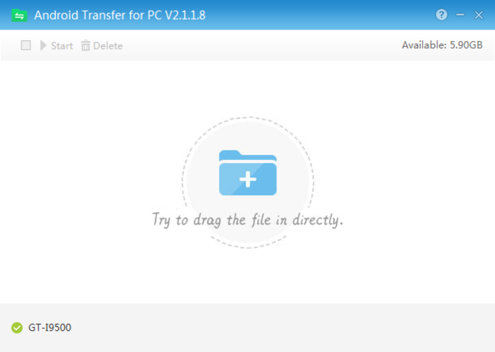 Screenshot 4 of Android Transfer for PC