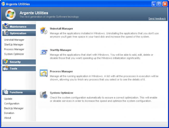 Screenshot 6 of Argente Utilities