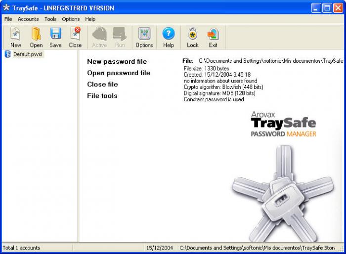 Screenshot 8 of Arovax Tray Safe