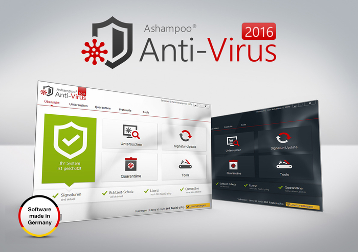 Screenshot 2 of Ashampoo Anti-Virus