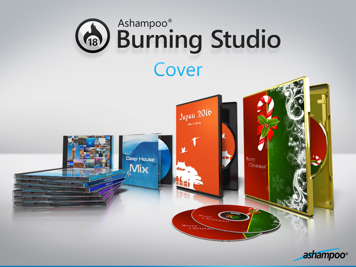 Screenshot 6 of Ashampoo Burning Studio 19