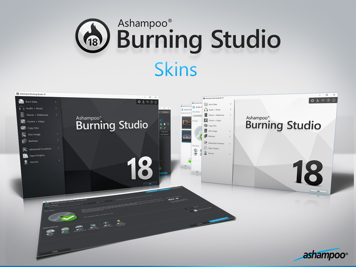 Screenshot 8 of Ashampoo Burning Studio 19