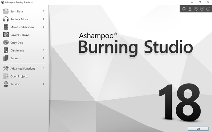 Screenshot 5 of Ashampoo Burning Studio 19