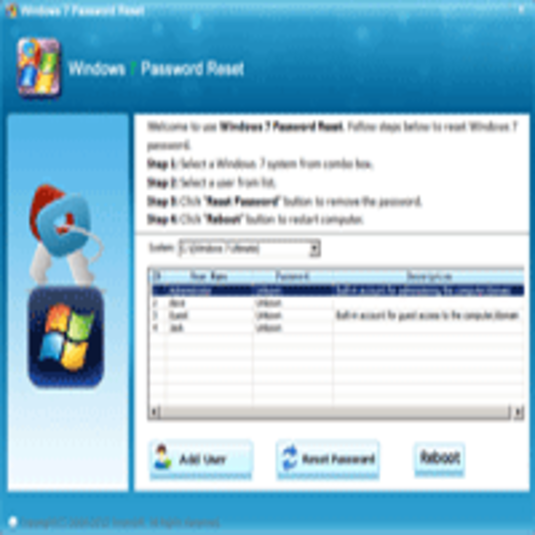 download asunsoft windows password reset advanced