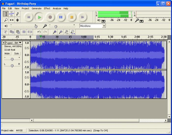 Download Audacity Portable free — NetworkIce com