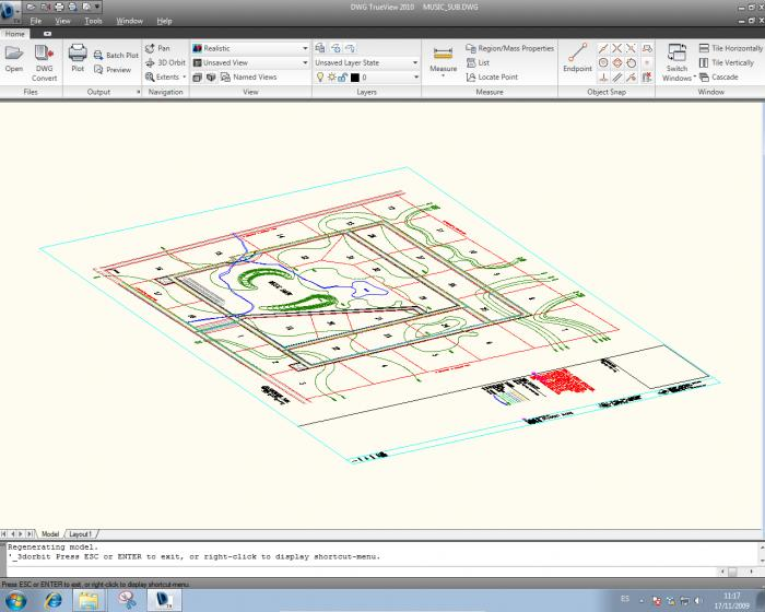 Screenshot 6 of Autodesk DWG Trueview