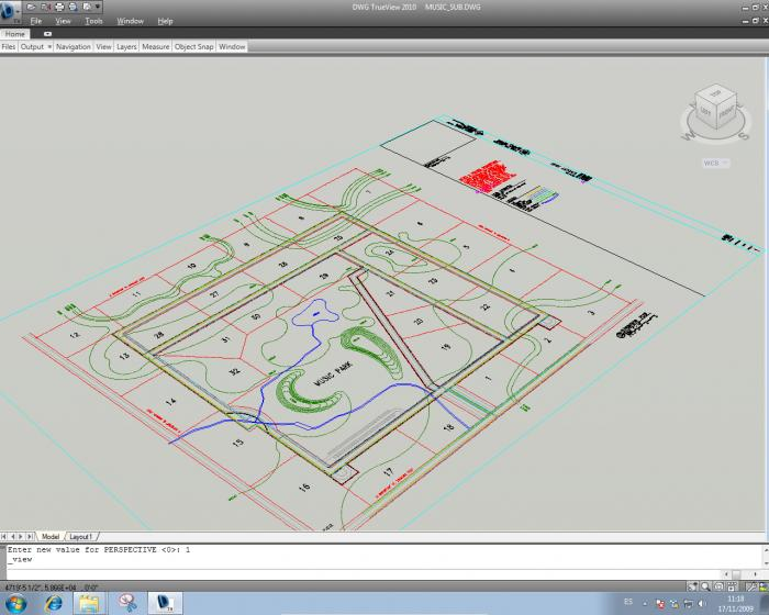 Screenshot 3 of Autodesk DWG Trueview